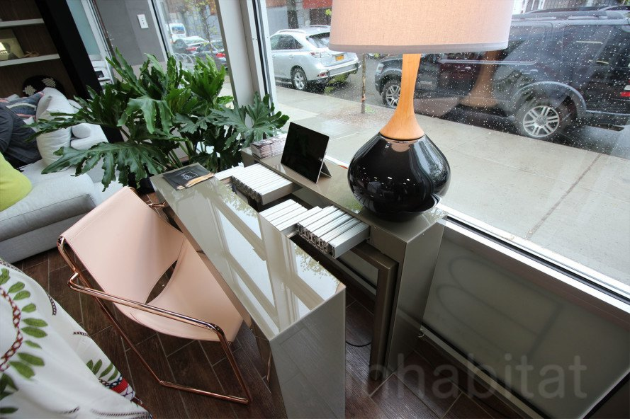 living solutions furniture. Interactive 500-square-foot \u0027micro Loft\u0027 Shows Off Small Living Solutions In Brooklyn Desk Folding Out « Inhabitat \u2013 Green Design, Innovation, Architecture, Furniture