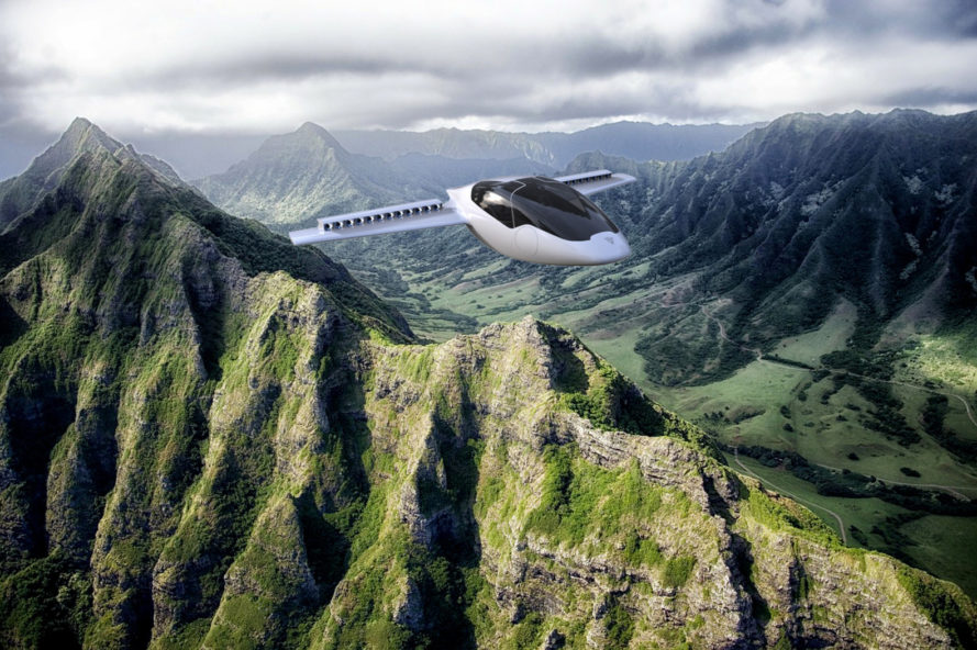 lilium, bavaria, personal aircraft, electric airplane, vertical take off and landing, vtol, esa, european space agency