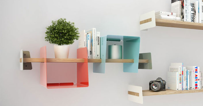 Mio shelves inhabitat green design innovation architecture green building - Transforming furniture for small spaces image ...