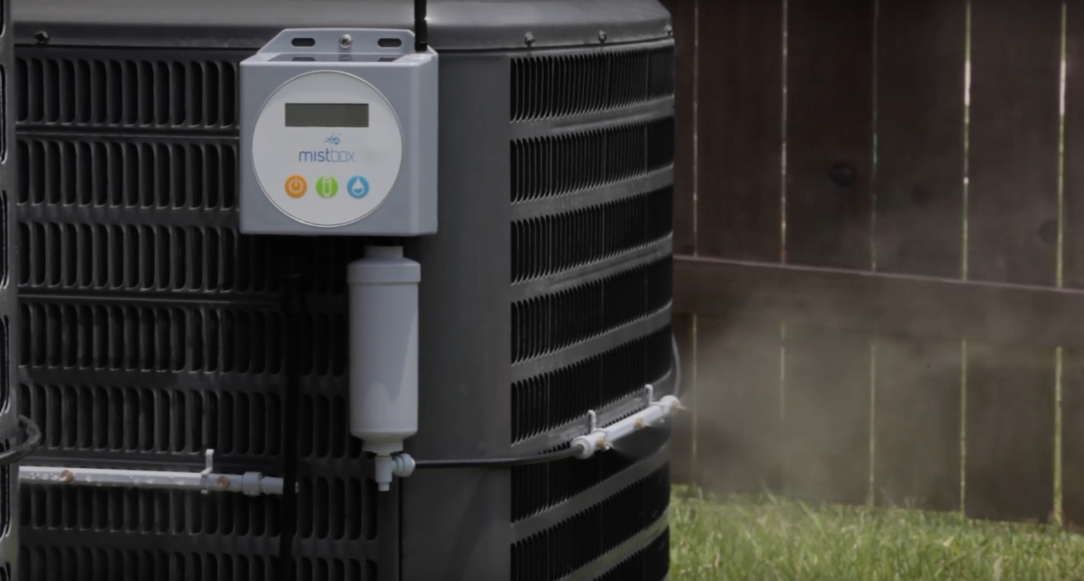 Solar-powered Mistbox slashes summer cooling costs