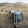 After going viral, this unbelievable cliffside home is becoming a reality