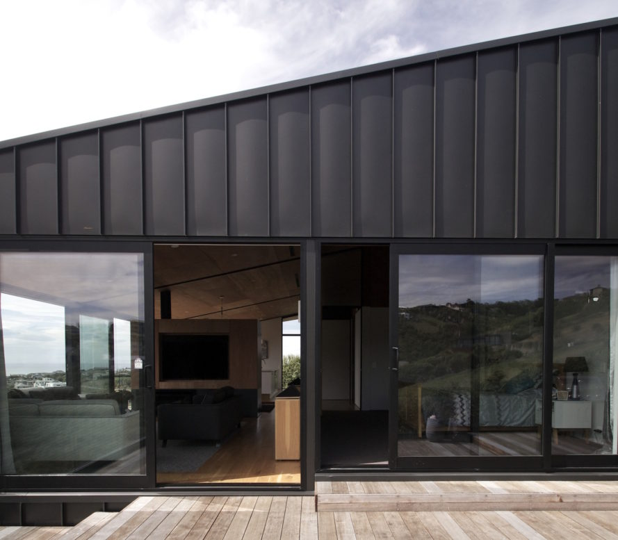 passive solar, Christchurch, passive solar architecture, Ophir, Architects Creative, post earthquake architecture, Christchurch architecture,
