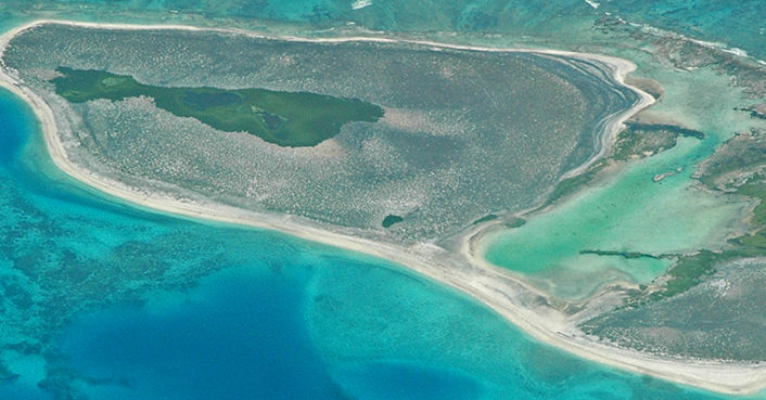 Five Pacific Ocean Islands Have Already Disappeared