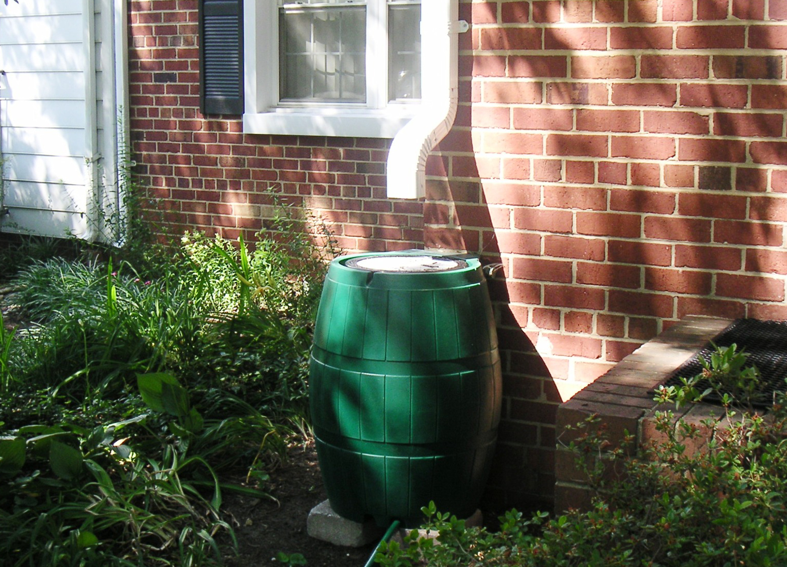 colorado is finally legalizing rain barrels