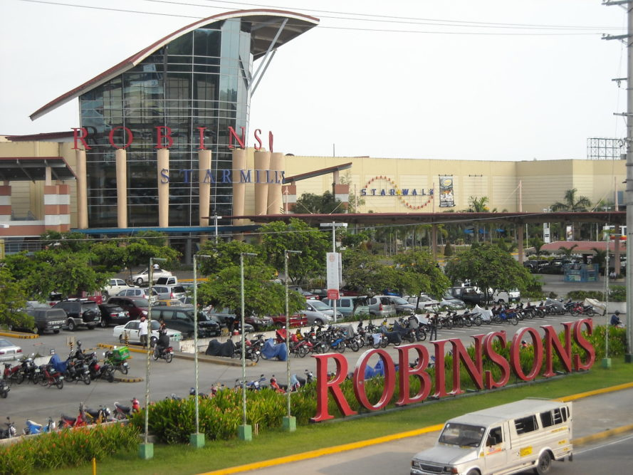 philippines, shopping mall, rooftop solar array, rooftop solar power plant, solar power plant, world's largest commercial rooftop solar array, robinsons land, robinsons starmills