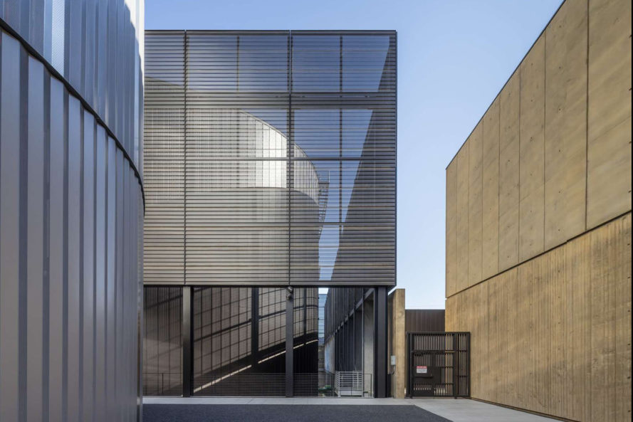 Stanford University Central Energy Facility by ZGF