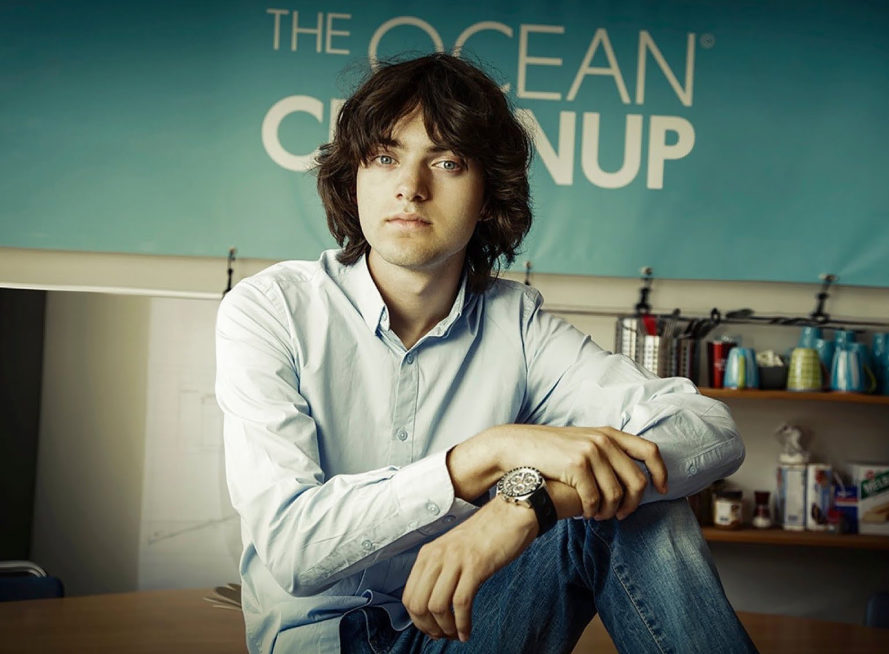 The Ocean Cleanup, Boyan Slat, The Ocean Cleanup Array, ocean, plastic pollution, Katerva, Katerva Awards, Nobel Prize for Sustainability