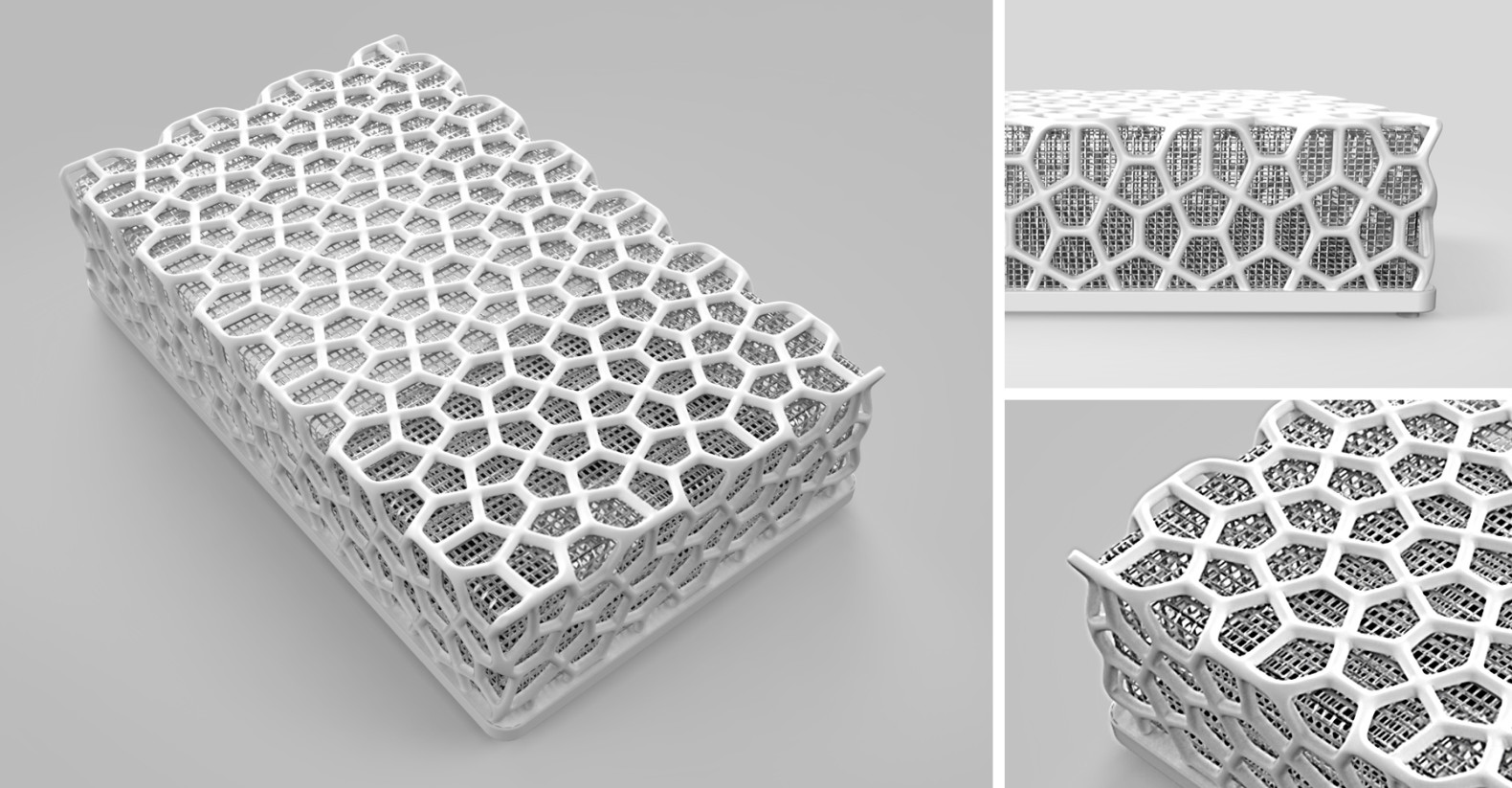 Ashcroft Design proposes a hard drive cooling cover made from