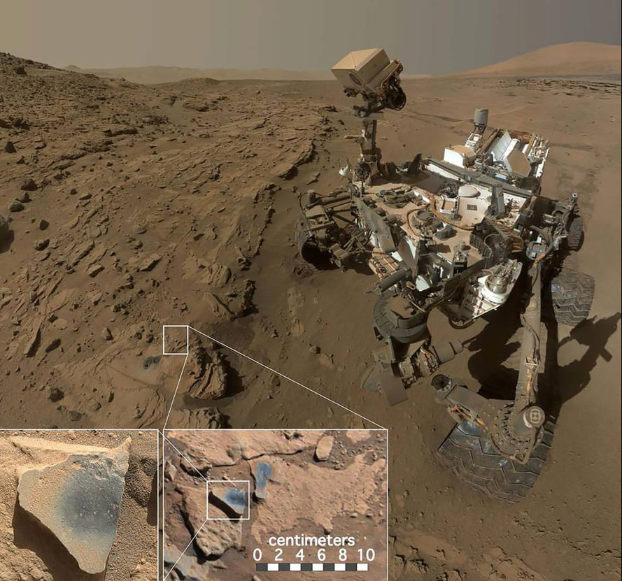 Mars, ancient Mars, Mars water, Mars oxygen, manganese oxides, NASA, Curiosity Rover, Mars research, red planet, oxygen, atmosphere