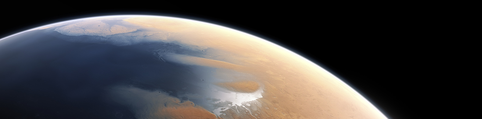 Ancient Mars could have been more like Earth than we thought