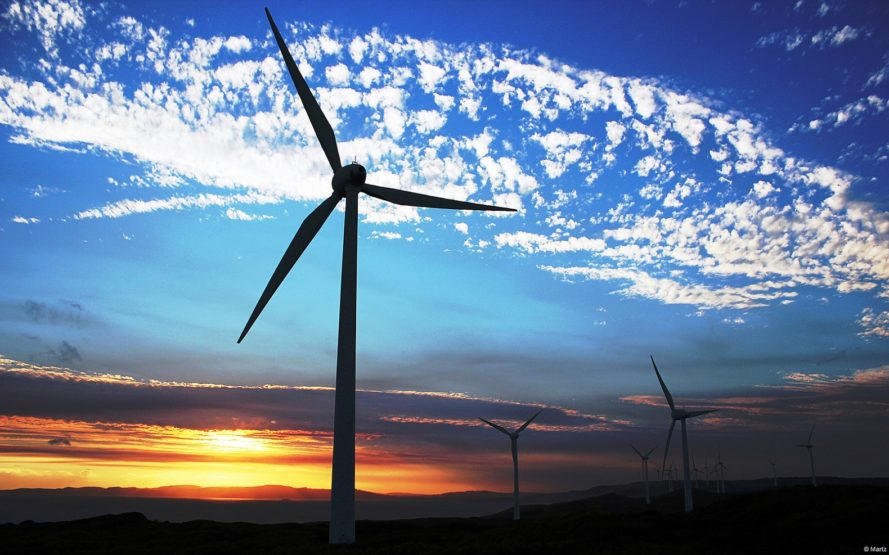 Australia, wind energy, wind power, wind farms, record