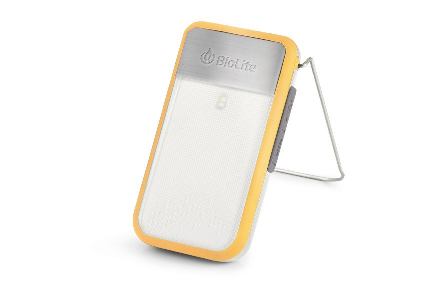 BioLite, 2016 Energy Ecosystem, CookStove, PowerLight Mini, SolarPanel 5+, solar-powered lighting, off-grid camping supplies, solar-powered camping equipment, 5-watt solar panel