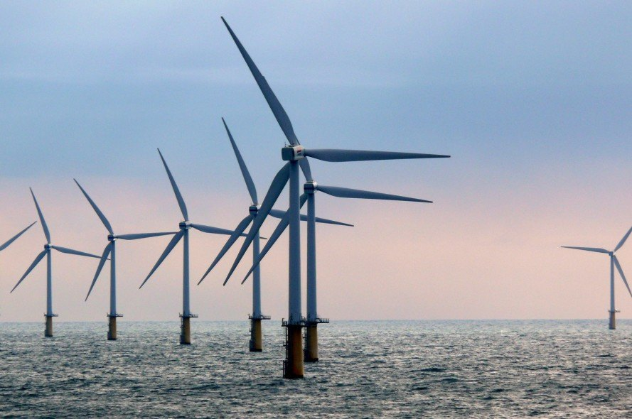 Cleveland, Lake Erie, offshore wind farm, Icebreaker project, DOE, wind power