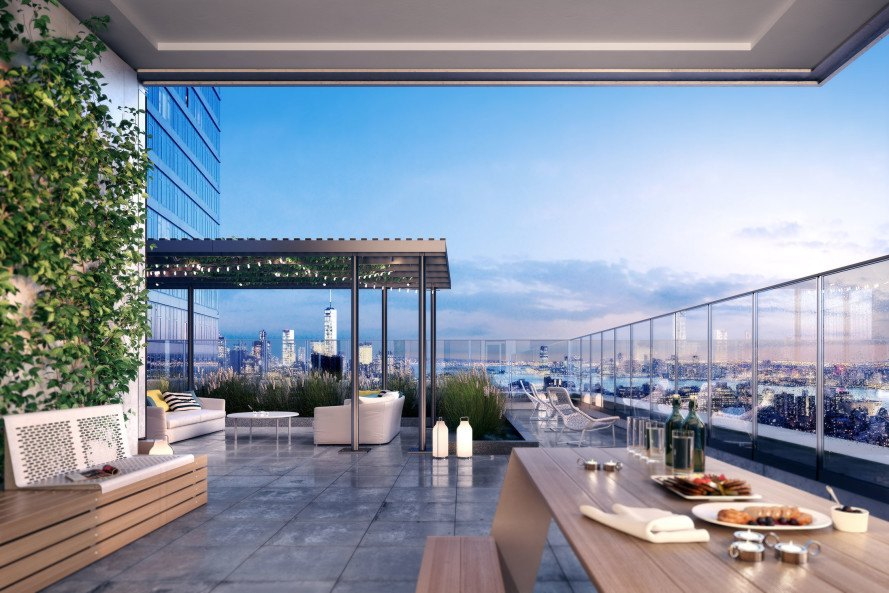 New Eos Luxury Tower Gives Residents Access To Hooked Up