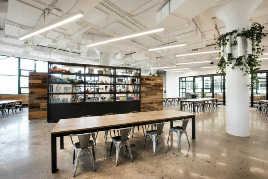 A Tour of Etsys Super Cool Brooklyn Headquarters
