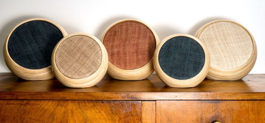Image result for bamboo bluetooth speakers