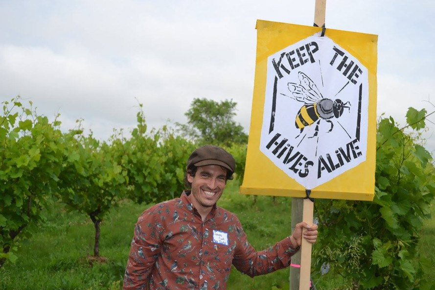 Bees, bees dying, EPA, Environmental Protection Agency, rally, bee hive, save the bees, protect bees, insects, honey, Keep The Hives Alive