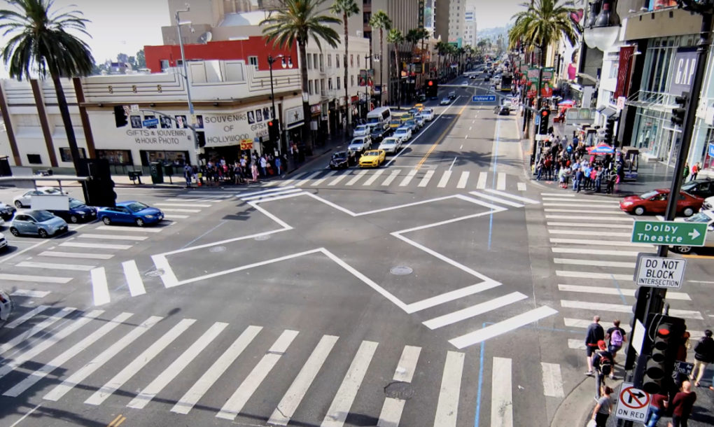 La S Most Dangerous Intersection Made Safer With