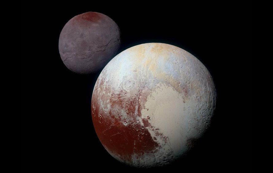 NASA, NASA Discoveries, Pluto, dwarf planet, ice volcanoes, ice, volcanoes, space, solar system, ice volcanoes on Pluto