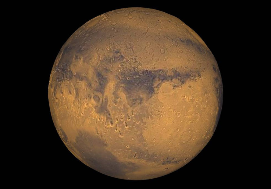 NASA, NASA Discoveries, Mars, Mars climate, Mars weather, water on Mars, flowing water on Mars, red planet, solar system
