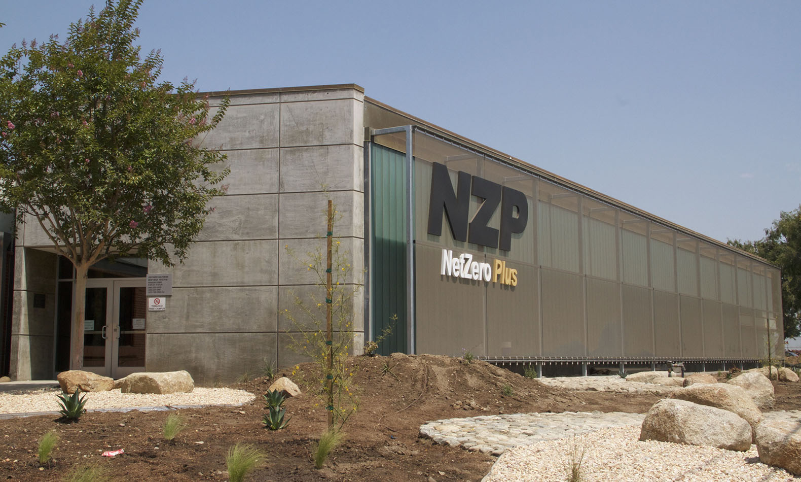 Largest netzero plus commercial retrofit in the us opens for Netzero ent