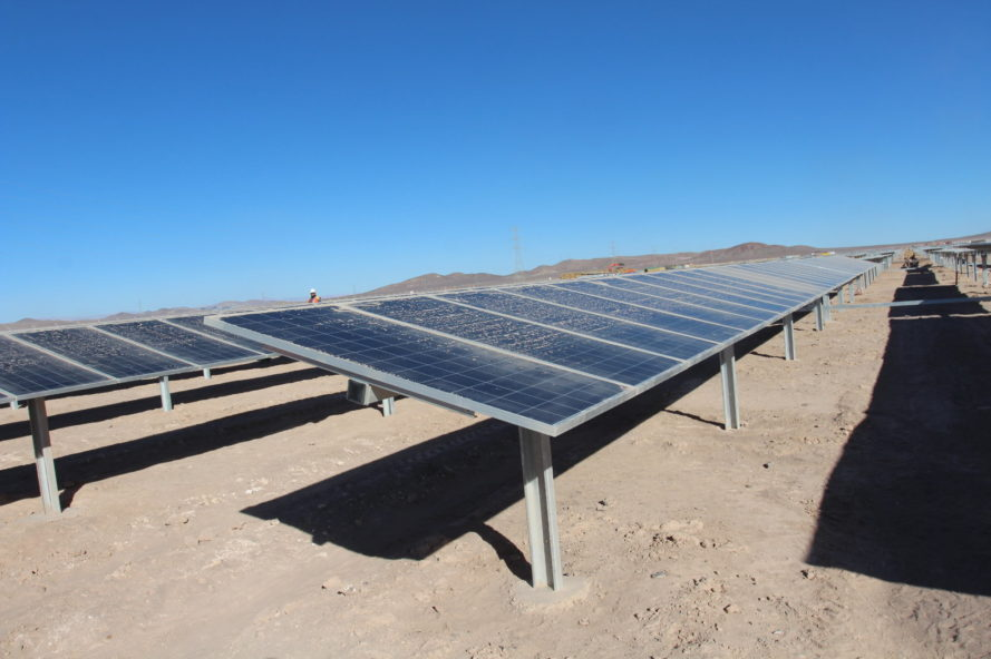chile, south america, solar capacity, surplus solar power, free solar power, free electricity, chile's central grid, chile renewable energy, chile energy sector