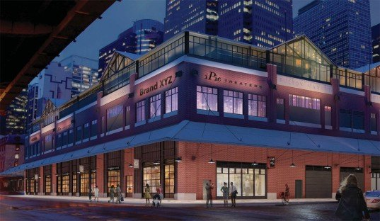 New renderings released for South Street Seaport's Fulton Market renovation | Inhabitat - Green ...