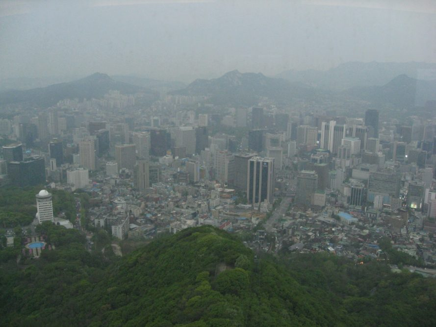 South Korea, coal-fired power plants, dirty energy, air pollution, fine dust emissions