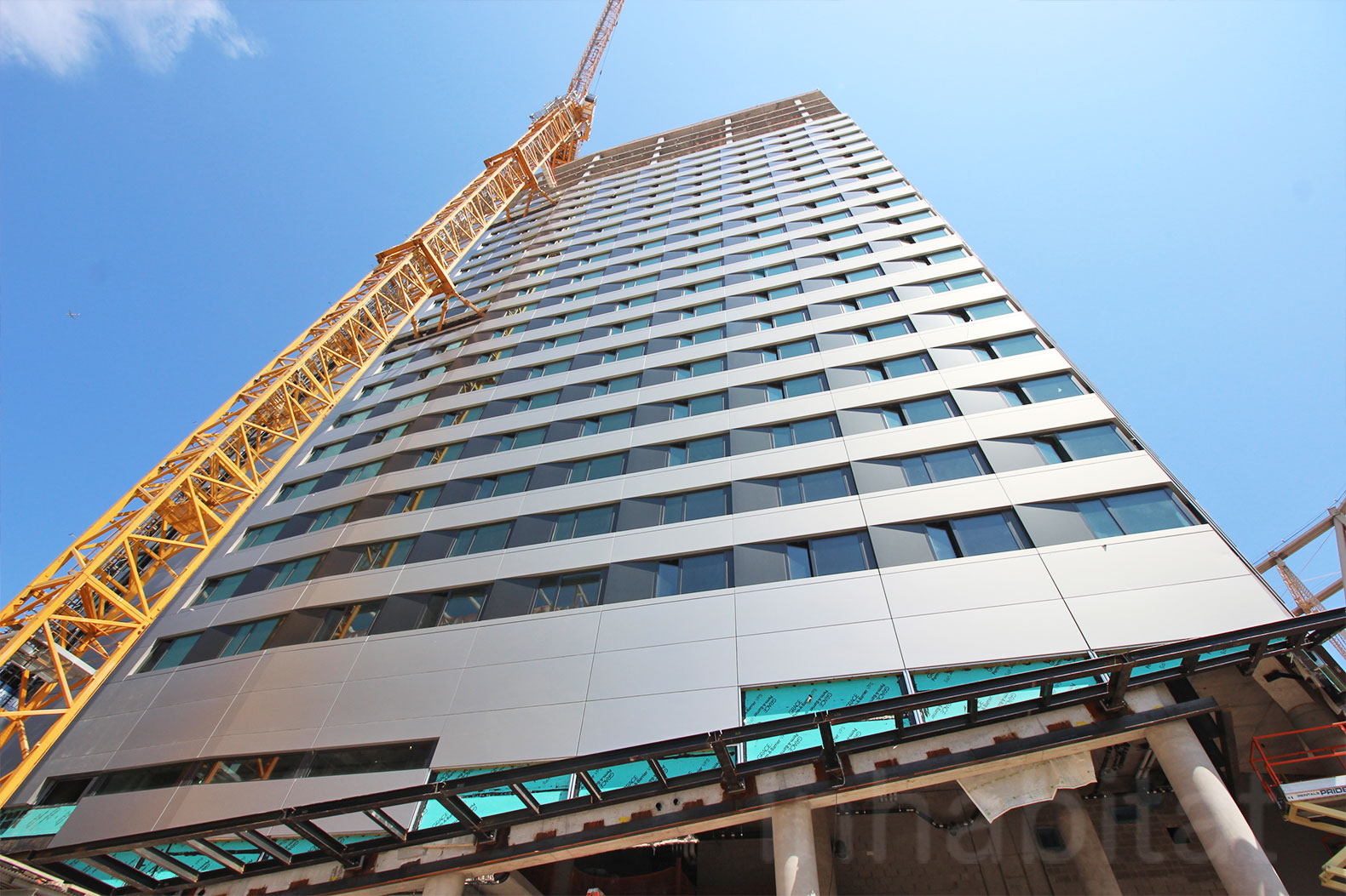 Video World S Tallest Passive House Building Rises At Cornell Tech Campus On Roosevelt Island
