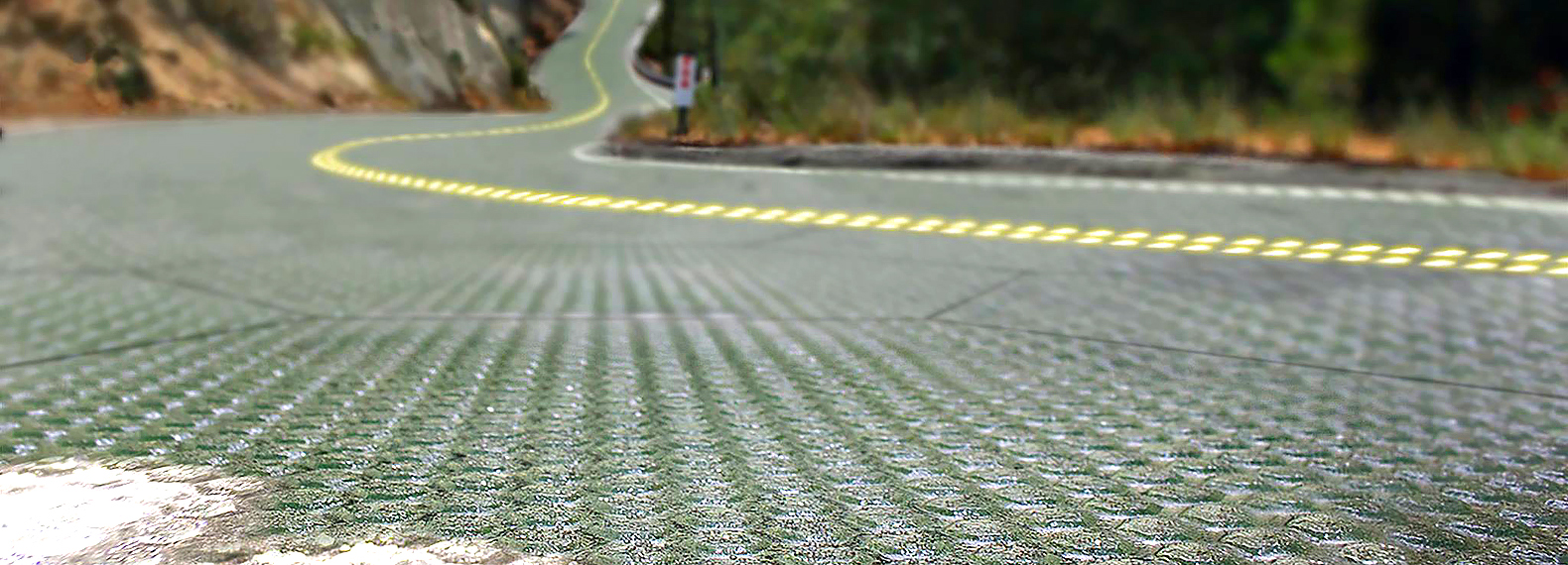 Solar Roadways are coming to historic Route 66