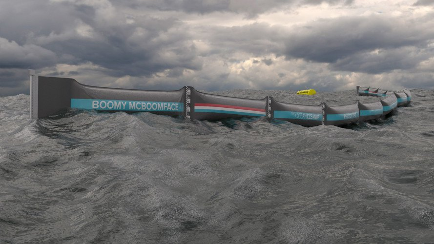 The Ocean Cleanup, Boyan Slat, ocean, ocean pollution, Dutch government, the Netherlands, North Sea, North Sea prototype, prototype, boom