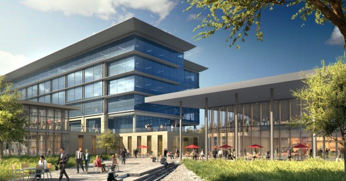 Toyota S New Texas Headquarters Will Get 25 Of Its Power