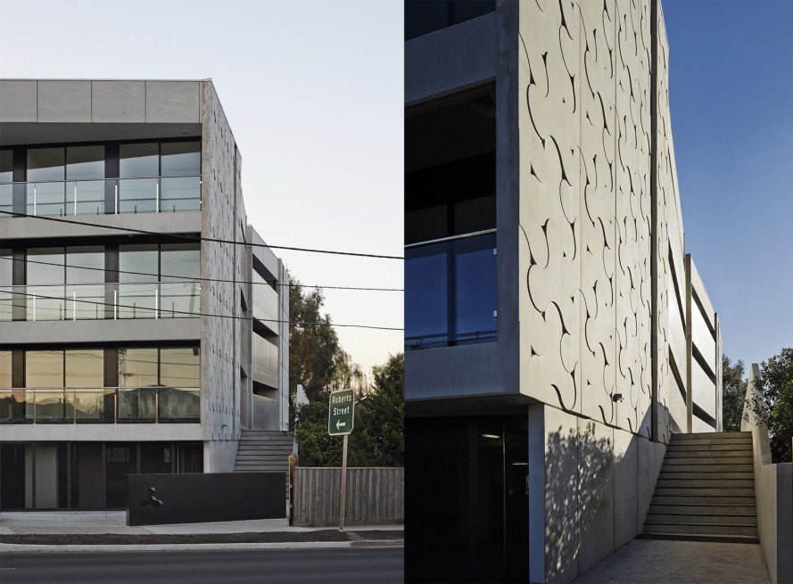 Nationwide House Energy Rating Scheme projects, Nationwide House Energy Rating Scheme eco-friendly project, low cost housing in Australia, eco-friendly social housing, Trinity Apartments by k20 Architecture