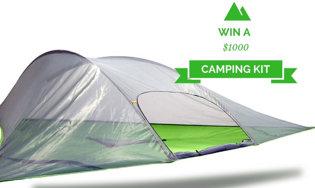 Displaying ad for 5 seconds  sc 1 st  Inhabitat & Win a Tentsile Tree Tent and BioLite Energy Kit (worth $1072) in ...