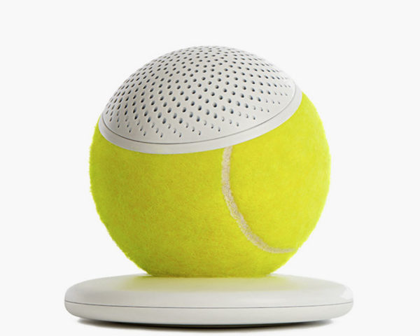 Reuse, recycling, upcycling, recycled tennis balls, upcycled tennis balls, tennis balls reuse, reader submission, bluetooth speakers, bluetooth speakers tennis balls