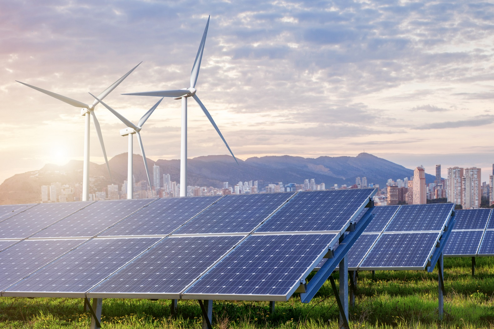 Average cost of solar and wind energy could fall by 59% in the next decade