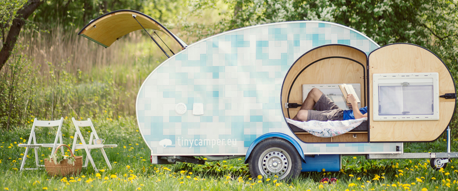 Darling Tinycamper From Lithuania Starts At Just 7K