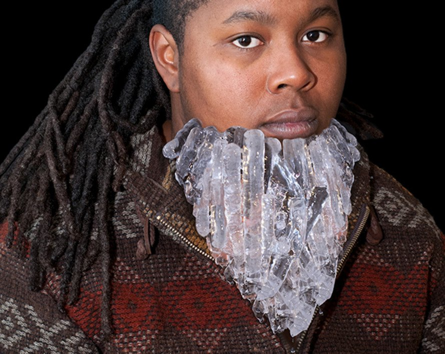 michelle murphy, icicles beard, green beauty, eco makeup, theatrical makeup,