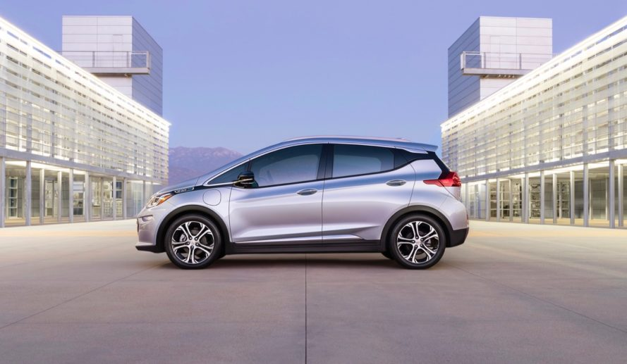 general motors, gm, chevy, chevy bolt, chevrolet, lyft, 2017 chevy bolt, 2017 bolt, self-driving car, autonomous vehicle, self-driving Chevy Bolt, electric car, green car, green transportation, ride-sharing