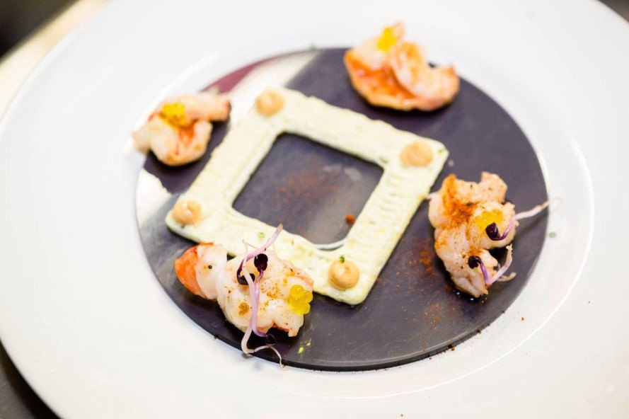3d printing restaurant, world's first 3d printing restaurant, FOOD INK restaurant, FOOD INK pop up, FOOD INK world tour, 3D printing FOOD INK, 3d printing food, 3d printing food byFlow, sustainable 3d printed food
