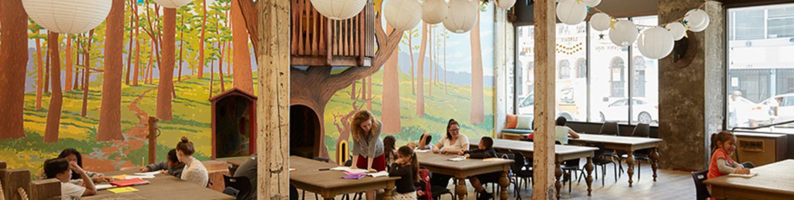 Elegant San Francisco Community Rallies To Give Kids A Safe Writing Hub In The  Tenderloin District   Inhabitat   Green Design, Innovation, Architecture,  ...