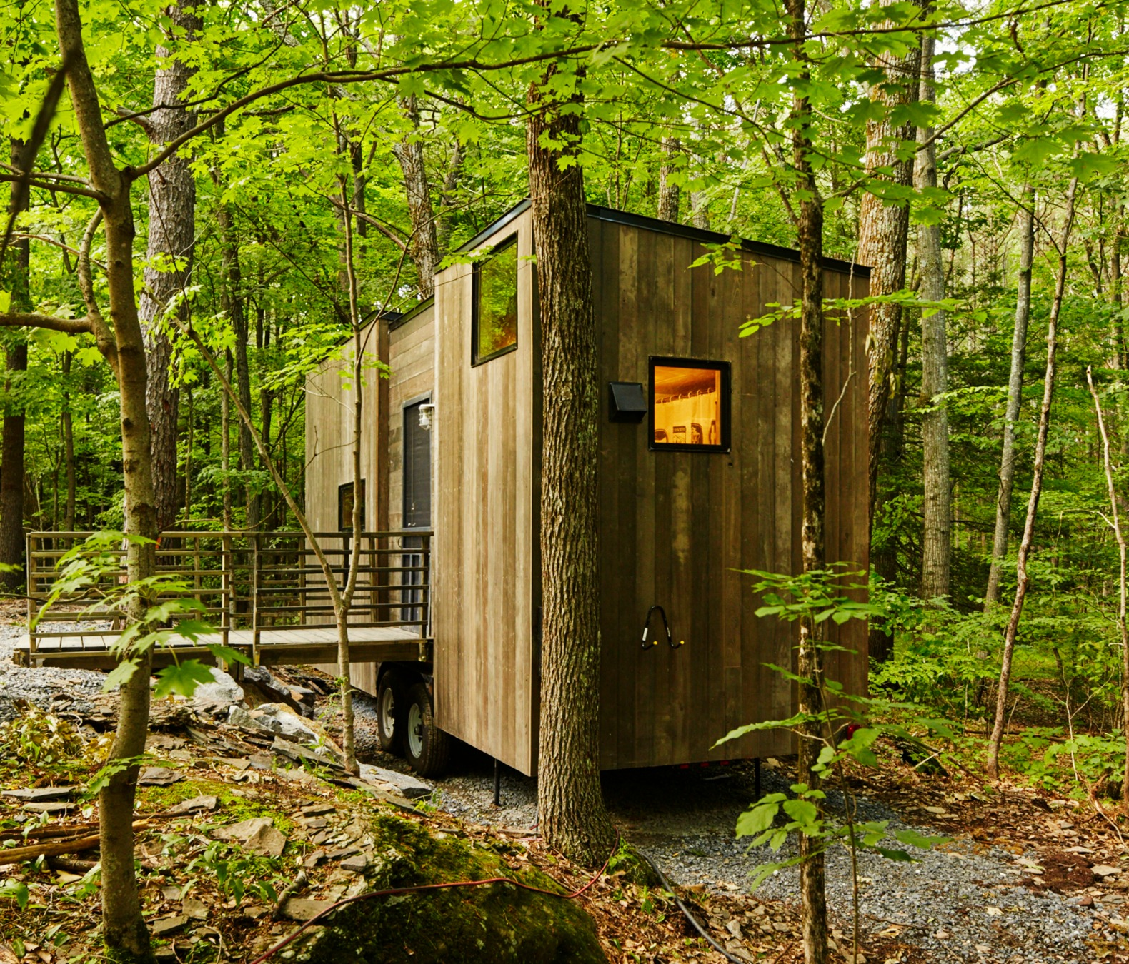 Harvard Designed Tiny Homes: Getaway Is A New Harvard Startup That Lets City Slickers