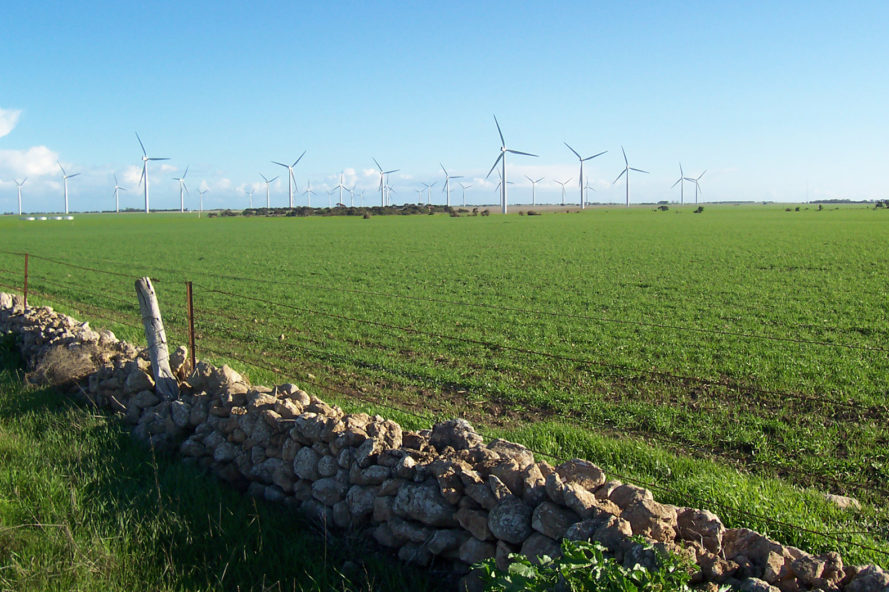 Australia, South Australia, wind, wind farm, wind energy, wind power, windy day, windy, renewable energy, energy, Wattle Point