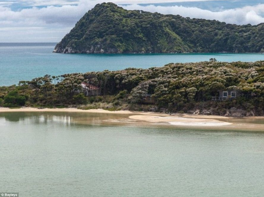 new zealand, Awaroa beach, Abel Tasman National Park, crowdfunding, crowdsourced fundraising, new zealand real estate, south island, new zealand public beach
