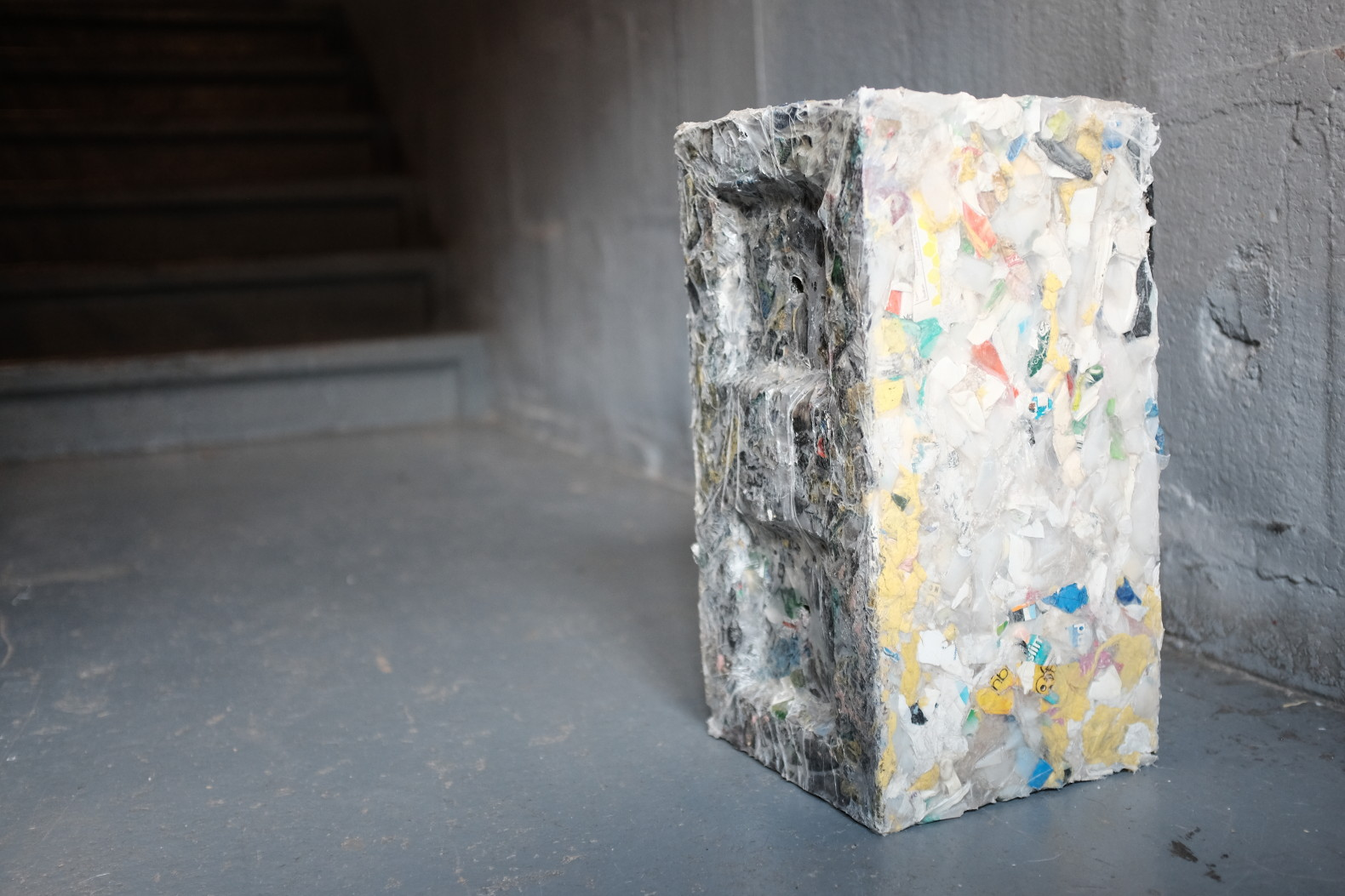 Delightful ByFusion Turns All Types Of Ocean Plastic Into Eco Friendly Construction  Blocks Amazing Ideas