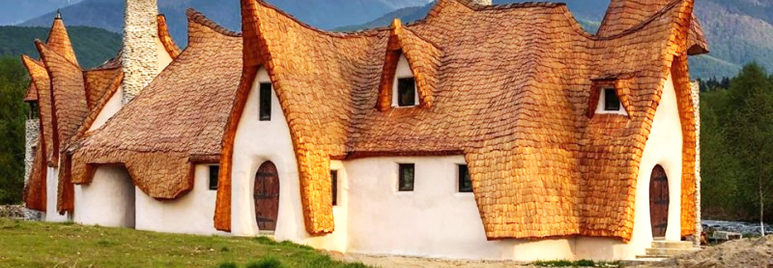 Romania S Eco Friendly Clay Castle Hotel Will Soon Begin Taking Reservations Inhabitat Green