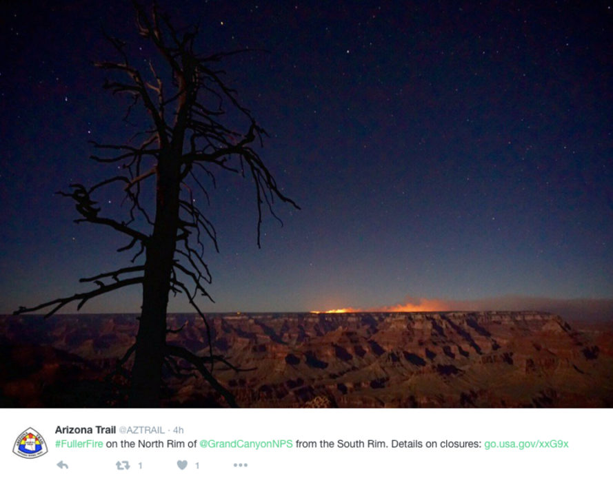 fuller fire, forest fire, wild fire, fire, grand canyon, navajo nation, smoke, smoke inhalation, air quality, air purity