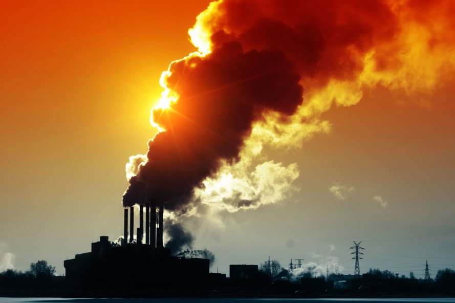 refinery, carbon emissions, Hillary Clinton, climate change, global warming