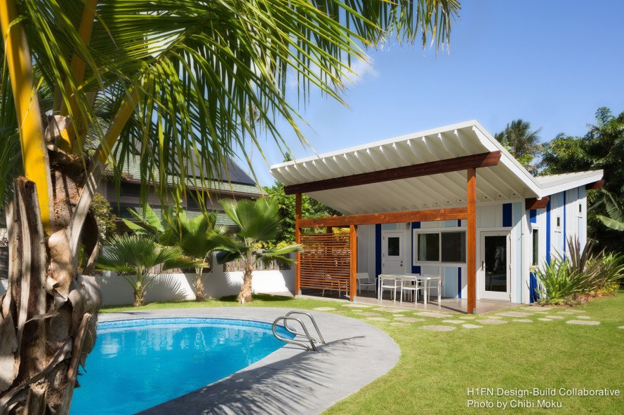 hale kilo i a hawaii beach home inhabitat green design innovation architecture green building. Black Bedroom Furniture Sets. Home Design Ideas
