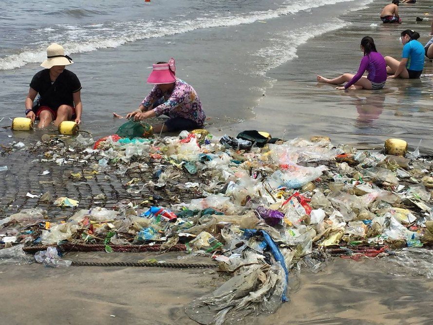 Image result for plastic on beaches hong kong